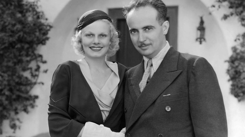 Suicidio, impotencia y bigamia: Bern y Jean Harlow, el escándalo que cambió Hollywood