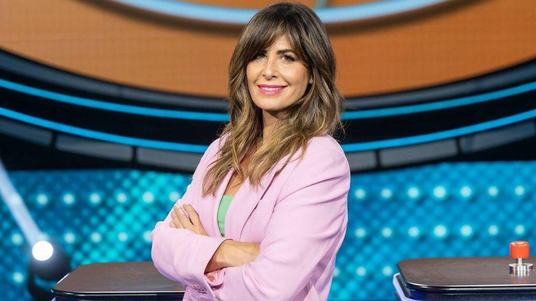 Nuria Roca, más rubia que nunca para arrancar la temporada de 'El hormiguero'