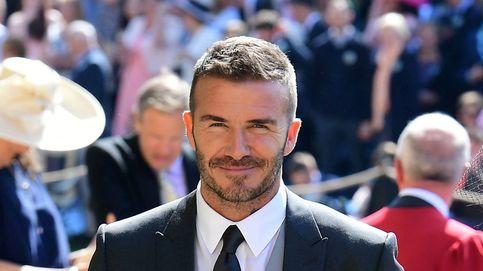 El outfit que Beckham llevó a la boda de Harry y Meghan puede ser tuyo