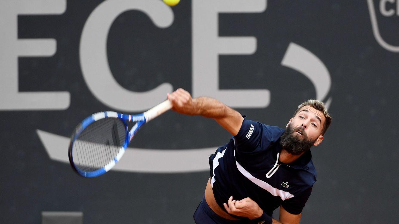 Escándalo en el tenis: Benoit Paire reconoce que jugó en Hamburgo con coronavirus