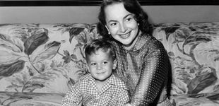 Post de Olivia de Havilland: la prematura muerte de su hijo de la que no quería hablar