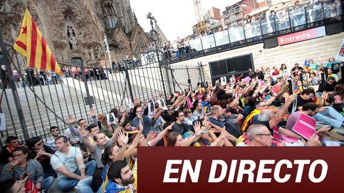 La huelga general de Cataluña, en directo: siga en 'streaming' las movilizaciones