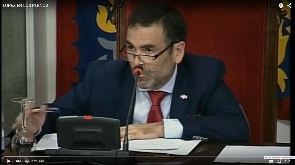 El alcalde de Cartagena llama cortito a un concejal de la oposición