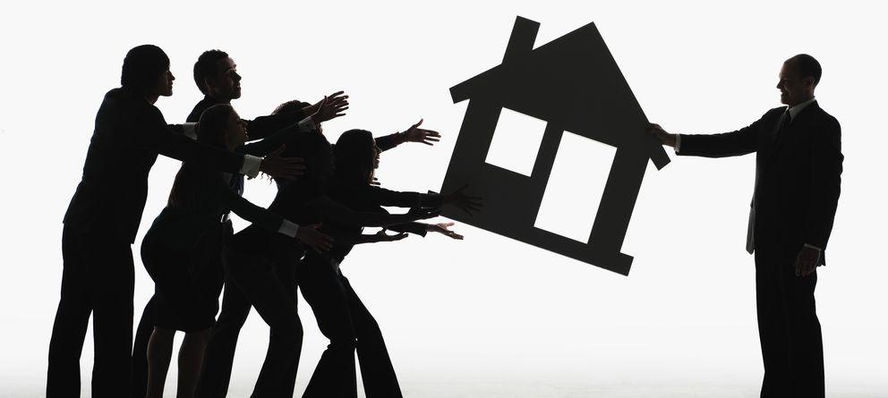 Foto: La odisea de comprar casa a un fondo buitre