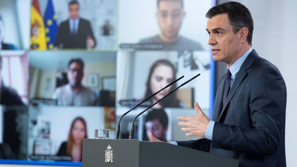 Sánchez avisa de que habrá más prórrogas y pide cautela: El virus sigue al acecho