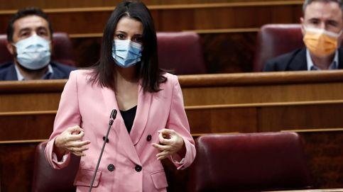 Arrimadas llama a Sánchez para ofrecer su apoyo a un posible estado de alarma
