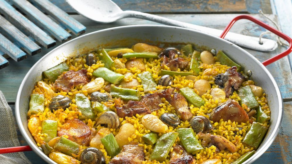 In Sand Restaurant, in Moraira, you can eat the authentic Valencian Paella