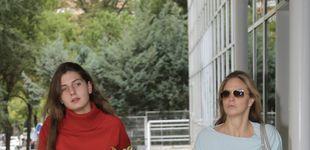 Post de Bárbara Mirjan, Genoveva Casanova y Amina visitan a Cayetano M. de Irujo