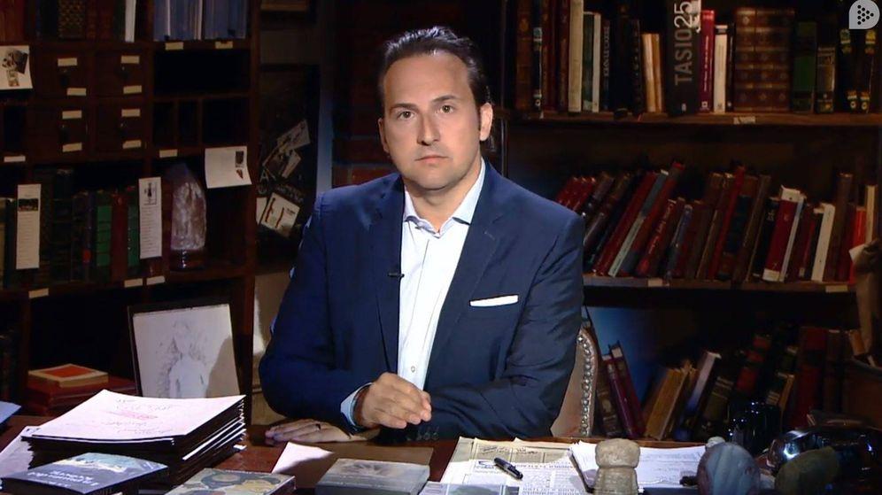Iker Jiménez y el exorcismo autorizado por la Iglesia Católica que ...