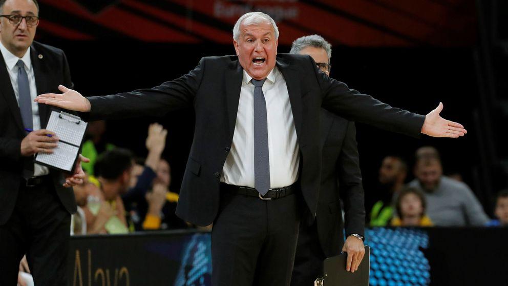 La 'rajada' de Zeljko Obradovic contra la NBA por no fichar a entrenadores europeos