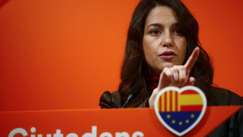 Arrimadas sugiere que el PSOE se abstenga para evitar cosas raras en Andalucía