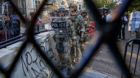 La mayoría apoya las protestas, pero hasta los Demócratas quieren militares en la calle