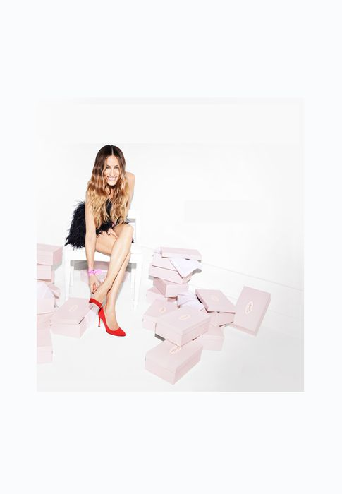 Zapatos Jessica Jessica Amazon Sarah Parker Sarah Parker 7P8qwSqax