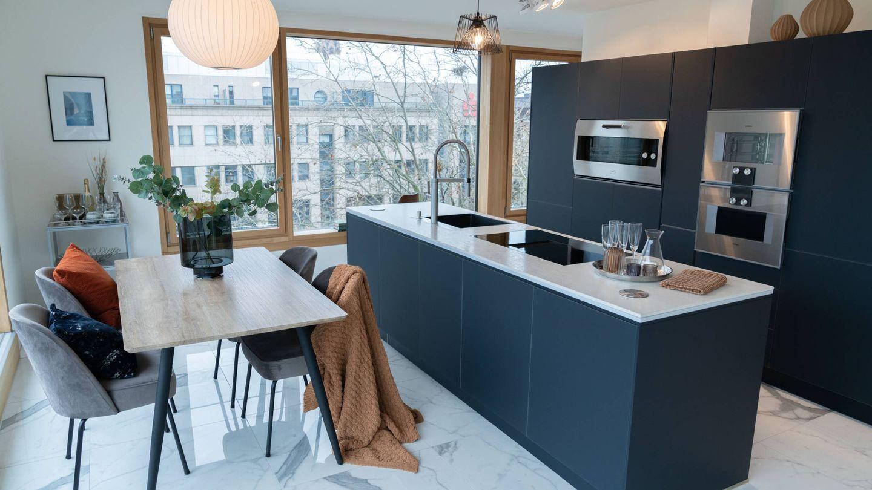 Claves para decorar una cocina minimalista. (Jana Heinemann para Unsplash)