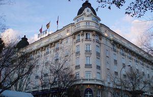 Koplowitz y Orient-Express discrepan sobre la venta del endeudado Hotel Ritz