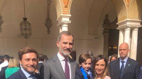 La anécdota del hijo de Juan Peña con el rey Felipe: ¿Eres Melchor?