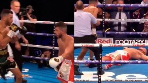 Tenía el combate ganado: se ríe de su rival a 14 segundos del final y termina KO