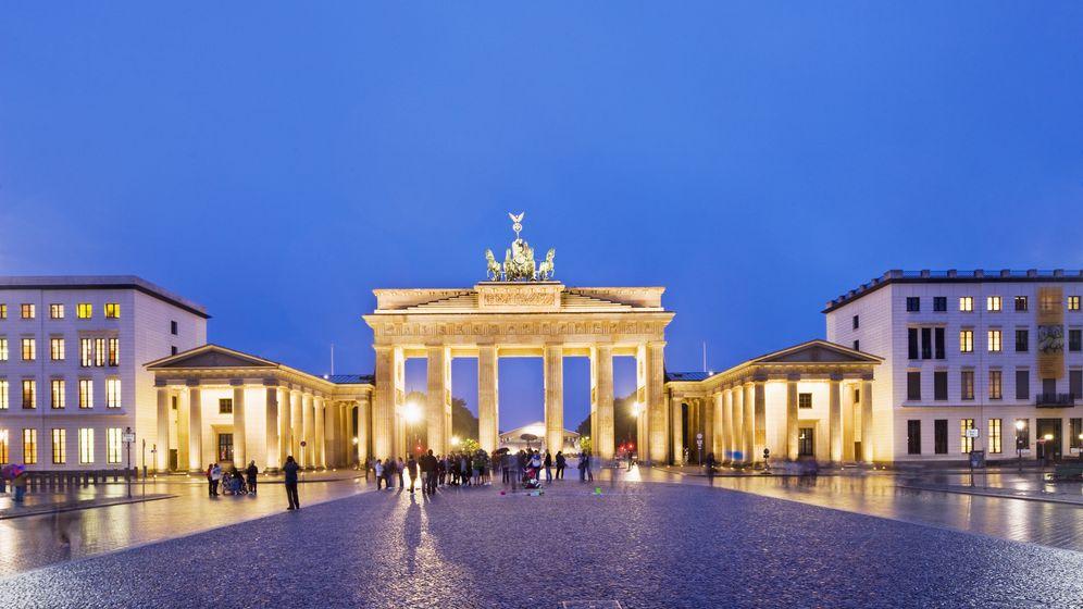 Foto: Berlín se ha convertido en la imagen del nuevo sueño alemán que cada vez atrae a más europeos. (Corbis)