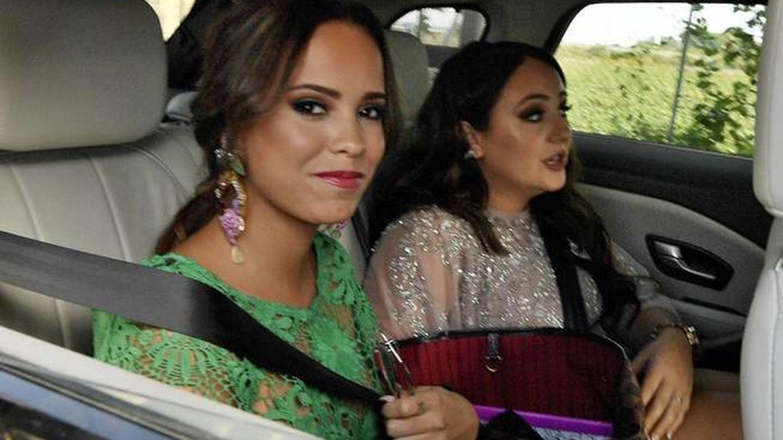 Gloria Camila y Rocío Flores, en una imagen de archivo. (Cordon Press)
