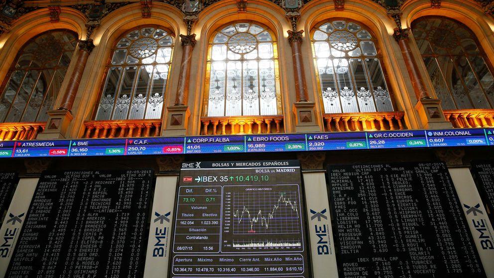 El Ibex espera a Grecia por encima de los 11.000... Porque China lo permite