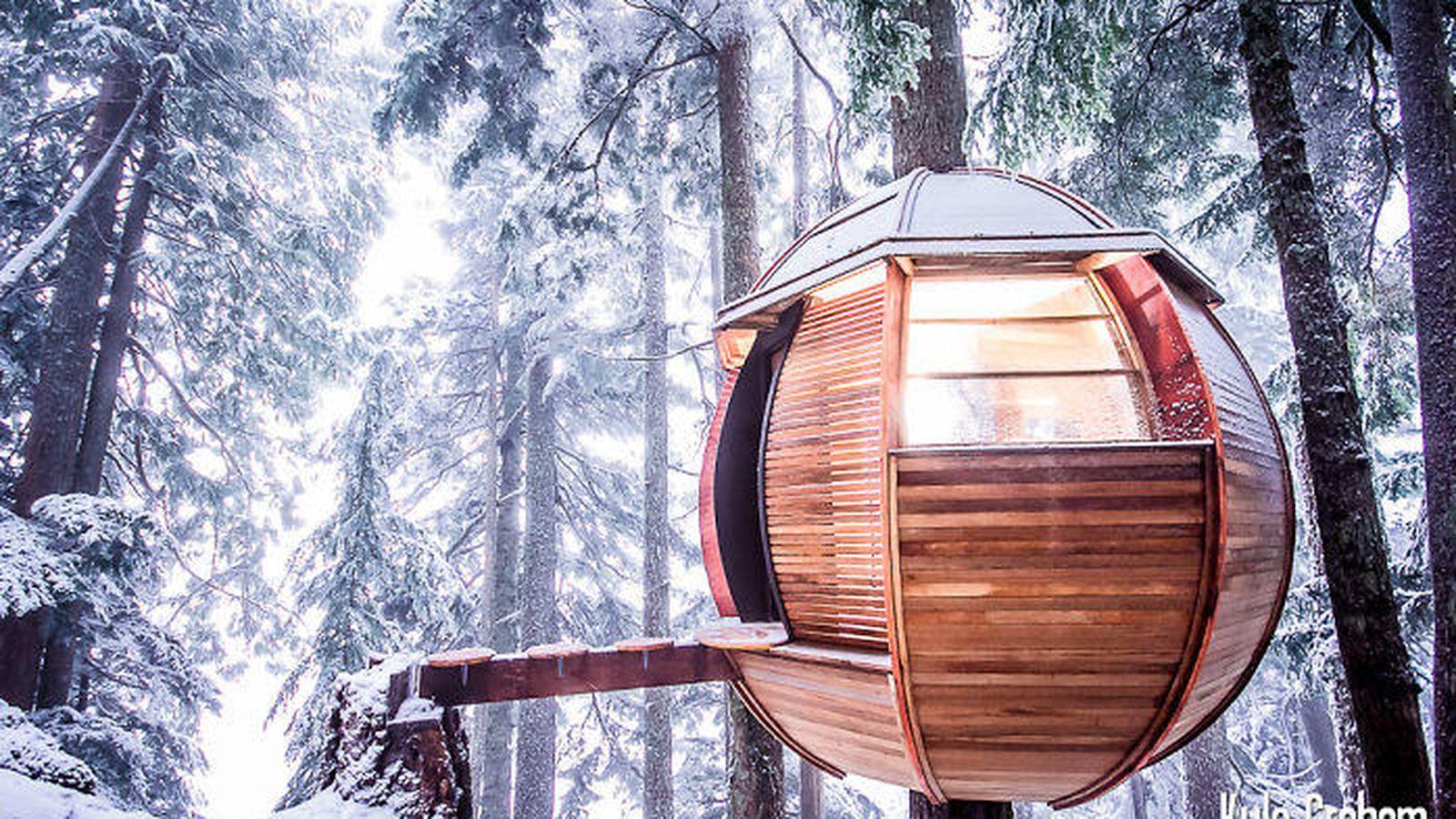 Las casas de rbol m s bonitas del mundo for Las casas mas hermosas del mundo