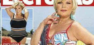 Post de Terelu pica a Carmen Borrego y acaba lapidando 'Sálvame' (y a Lydia Lozano)