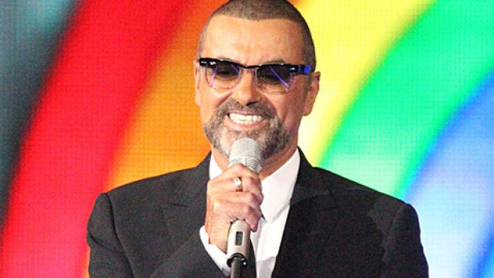 George Michael, herido tras sufrir un accidente de tráfico