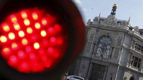 El BdE prevé compras de bancos pequeños por los grandes, no fusiones