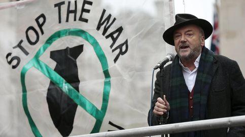 Cómo un 'outsider' con micro en Sputnik TV puede cobrarse la cabeza del laborismo en UK