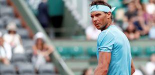 Post de Rafa Nadal en Roland Garros: horario y dónde ver el partido contra Schwartzman