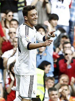 """Foto: Özil está dispuesto a dar """"lo mejor"""" para alcanzar la final de la Champions"""