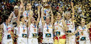 Post de España alarga su ciclo triunfal de medallas con su tercer título europeo