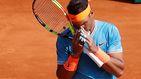 La hora de 'sufrimiento' de Rafa Nadal en el Masters 1.000 de Montecarlo