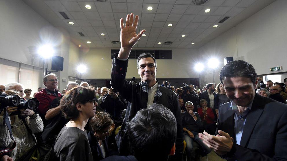 Sánchez redobla la presión sobre Podemos y agita la idea de la pinza con el PP