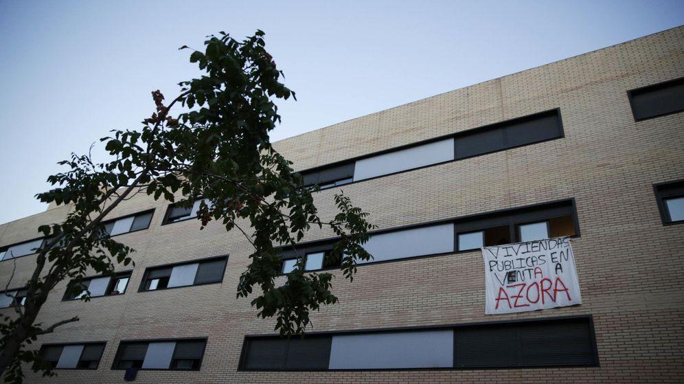 Foto: La Comunidad de Madrid vendió 3.000 viviendas a Goldman Sachs y Azora en 2013