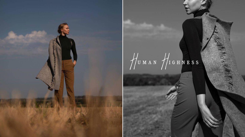 Algunas de las prendas que Tessy presentará este sábado en la Luxembourg Fashion Week. (Fotografía cedida por Tessy Antony de Nassau)