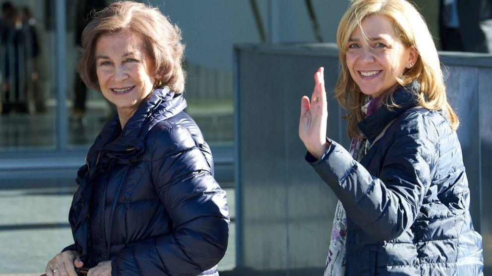 La infanta Cristina cambia Barcelona por Madrid como refugio en Semana Santa