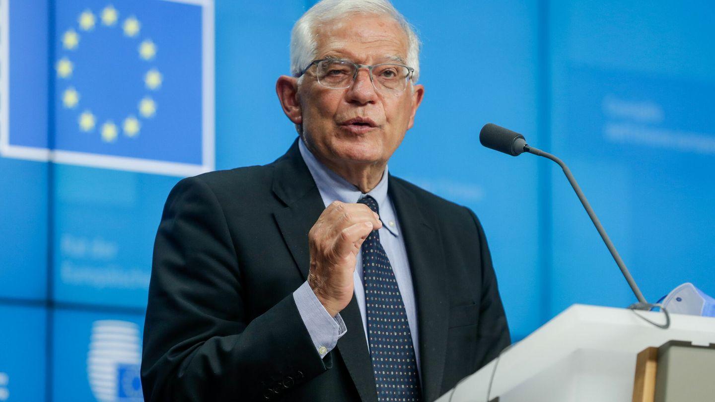 Josep Borrell. (EFE)