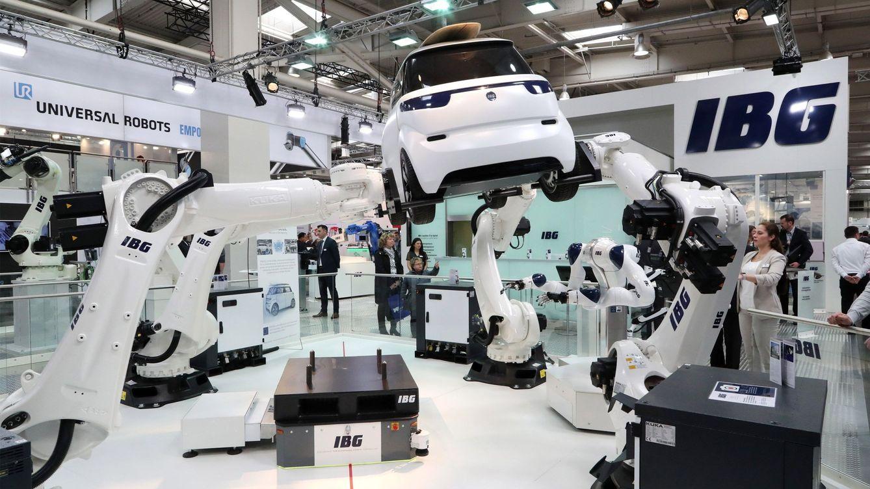 Cataluña presta 2,5 millones a Airtificial para su negocio estrella de robots inteligentes