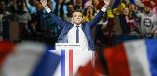 Post de Francia suspira por Macron y su programa fantasma