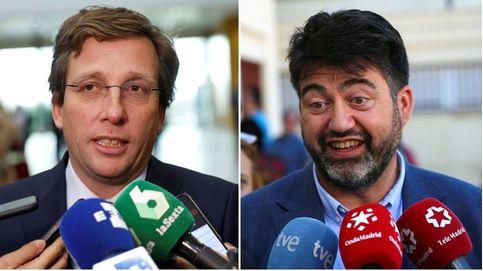 Almei cara..., el tuit de IU contra el alcalde de Madrid que ha enfadado al PP y a las redes