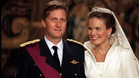Veinte años de la boda de Felipe y Matilde de Bélgica: 20 cosas que no sabías de la pareja