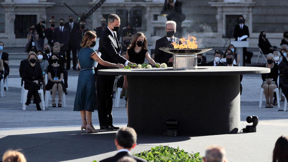 El Rey: Esta crisis nos ha puesto a prueba como país. España ha dado una lección