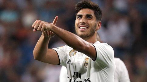 El dardo envenenado de Marco Asensio a Gareth Bale