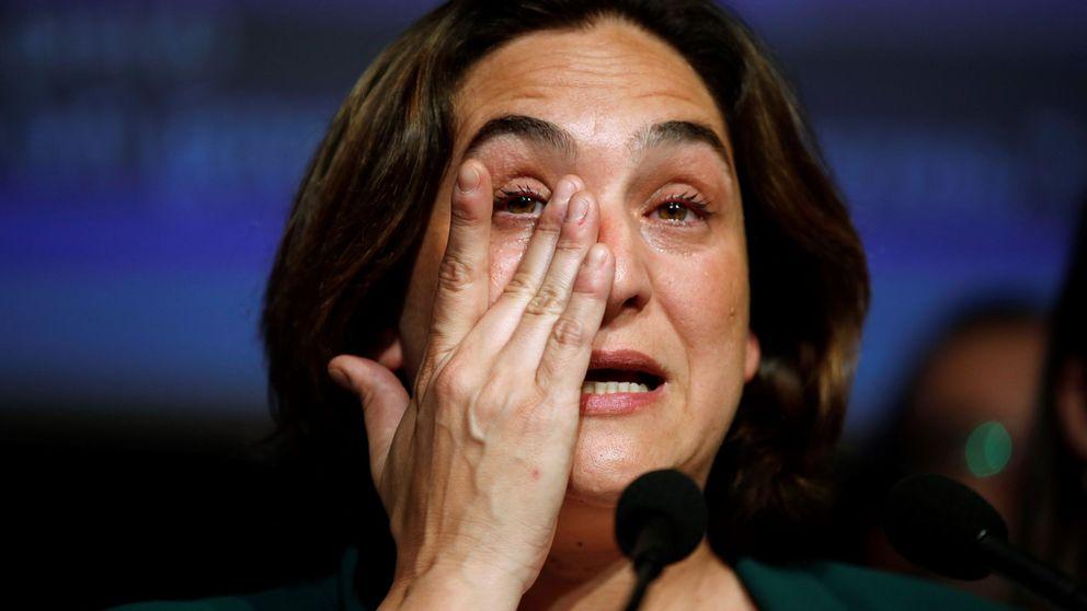 Colau pierde Barcelona pero propone a Maragall un tripartito de izquierdas
