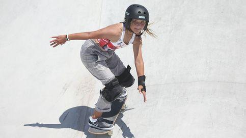 La niña prodigio del 'skateboard': medallista y millonaria con 13 años