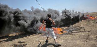 Post de Tres claves para entender el cambio en Jerusalén y la última masacre de palestinos