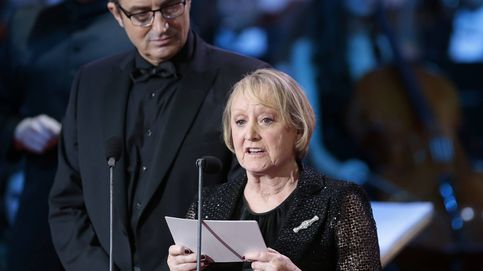 Yvonne Blake, directora de la Academia de Cine, ingresada tras sufrir un ictus