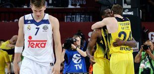 Post de El Fenerbahçe no da opción al Madrid y le aparta del sueño de la Décima