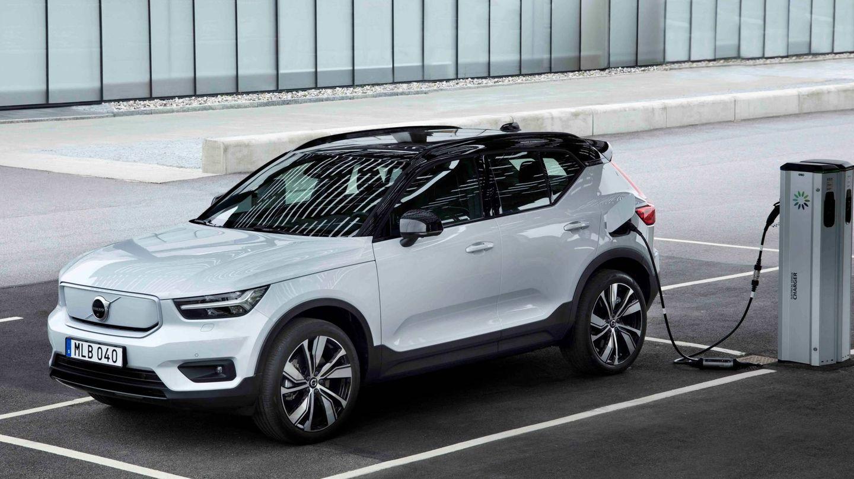 Volvo ya tiene vendida la producción de un año completo del XC40 Recharge.